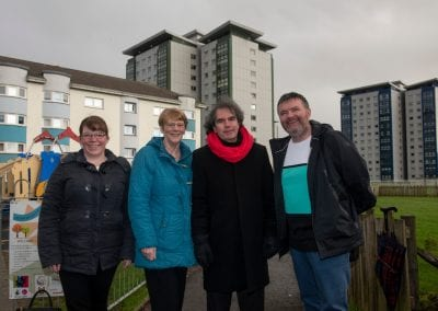 Pushing Housing Co-Ops Up The Scottish Parliament Political Agenda
